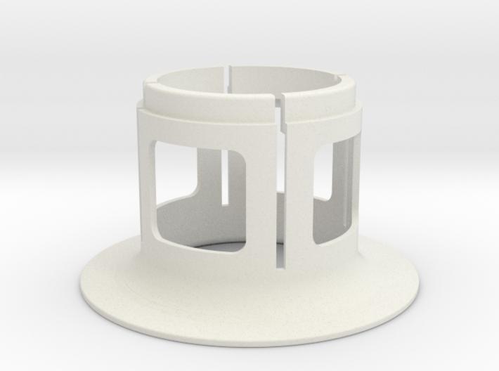 Part 4 - Centering module 3d printed
