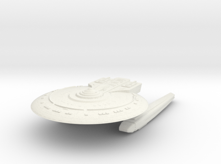 Arc Class Destroyer 3d printed