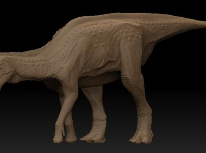 Lambeosaurus m. Eating Medium 3d printed Description
