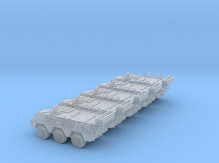 Pegaso BMR-M1-Z-SET-x5-proto-01 3d printed