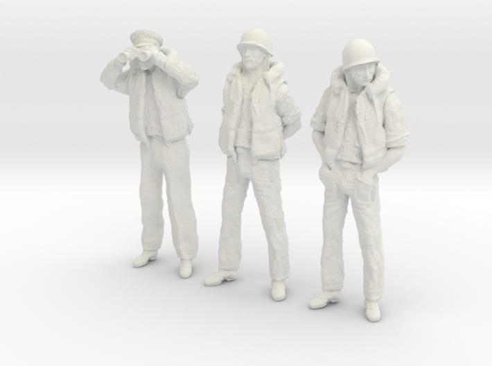 1/24 USN PT Crew Set06-05 3d printed