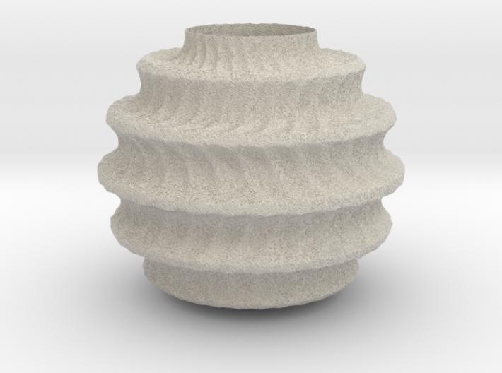 TwBox Vase 3d printed
