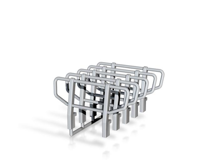 Frontschutzbügel für Zetros 3d printed