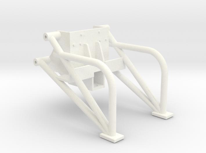 Universal Wheelie Bars2 3d printed