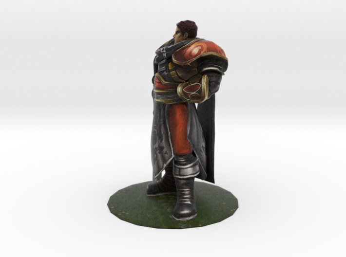 Sanguine Garen (old) 3d printed
