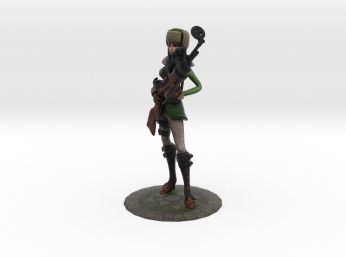 Artic Warfare Caitlyn (old) 3d printed