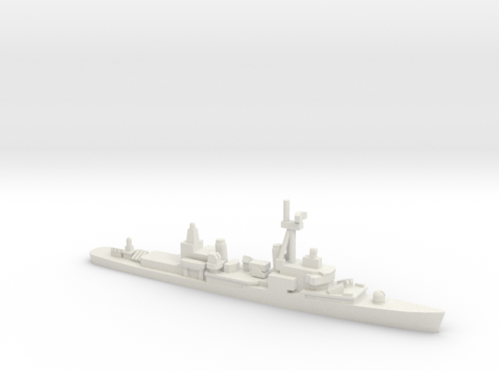 Chao Yang class destroyer, 1/1800 3d printed
