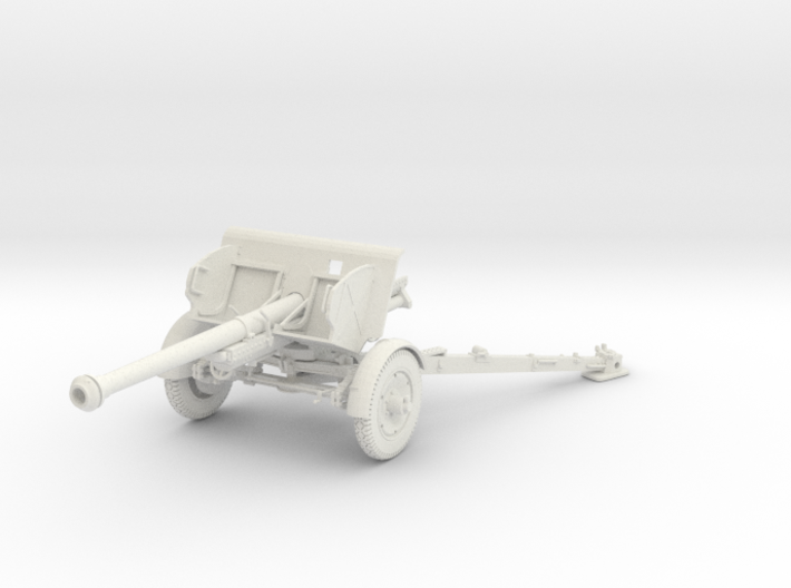 1/30 IJA Type 90 75mm Field Gun 3d printed