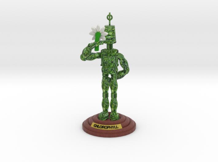 boOpGame Shop - Chlorophyll 3d printed boOpGame Shop - Chlorophyll