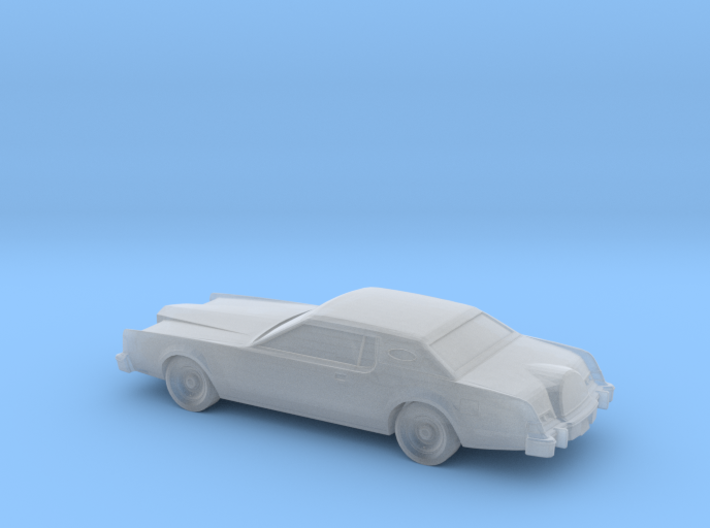 1/220 1974 Lincoln Mark IV 3d printed