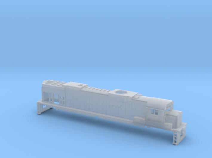 Alco C636 Shell (N) 3d printed