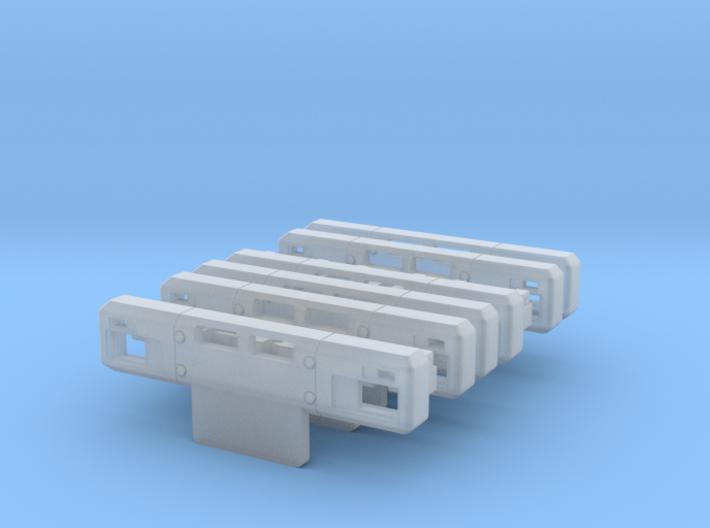 1/87 Ss/I38/E52 3d printed