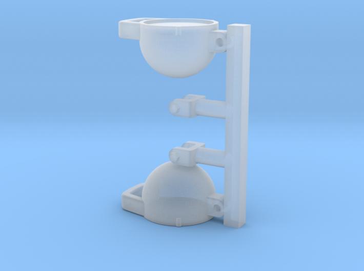 Arbeitsscheinwerfer 3d printed