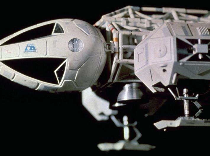 """12"""" Eagle Command Module version 2 3d printed Filming Model, Not actual product"""