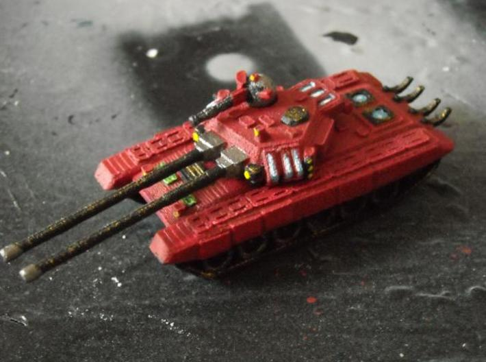 MG144-SV002 T-150 Indrik Heavy Tank 3d printed Painted model