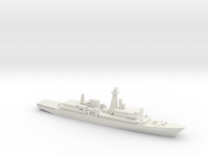 Type 679 Training Ship, 1/1800 3d printed