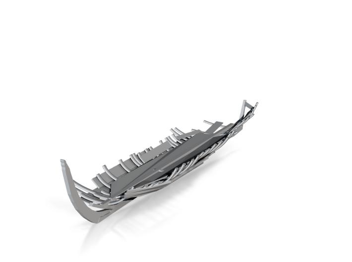 Lake George Shipwreck 3d printed