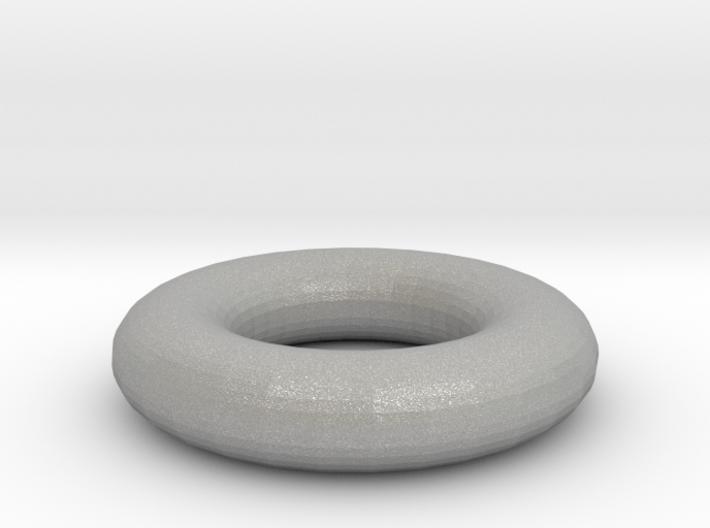 circle ring donutDIY simple 3d printed
