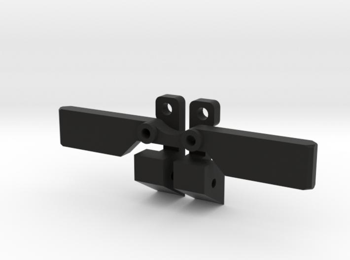 Vaterra Bronco GCM Scale Trans Combo Mounts Kit 3d printed