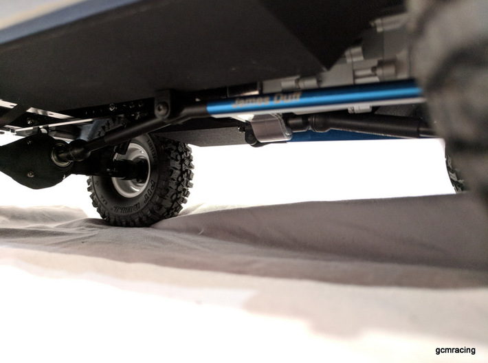 CMAX Bronco Footwell Right Side 3d printed