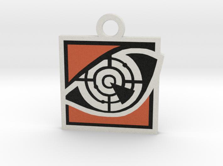 Pulse Charm (Rainbow 6 Siege) 3d printed
