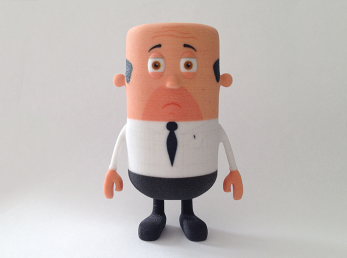 Toy Business 3d printed