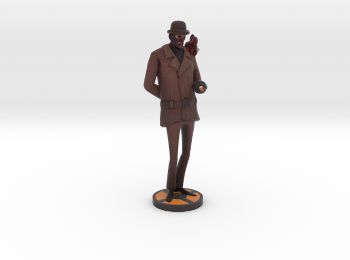 Spy (Custom request) 3d printed