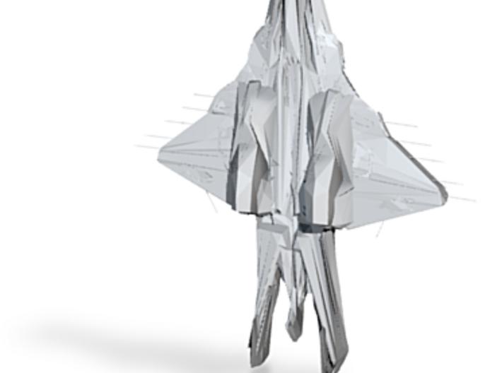 1/2500 SG Wraith Cruiser 4 xxxx 3d printed