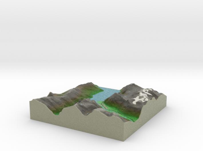 Terrafab generated model Sun Dec 24 2017 03:52:21 3d printed