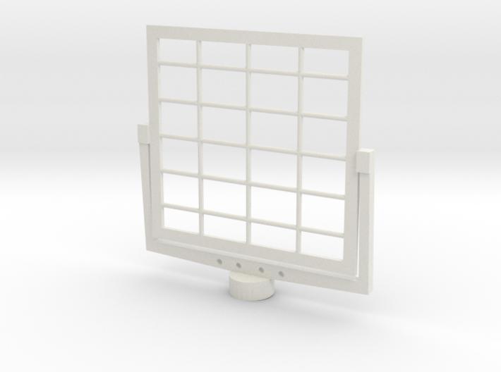 1/72 Scale CXAM Radar 3d printed