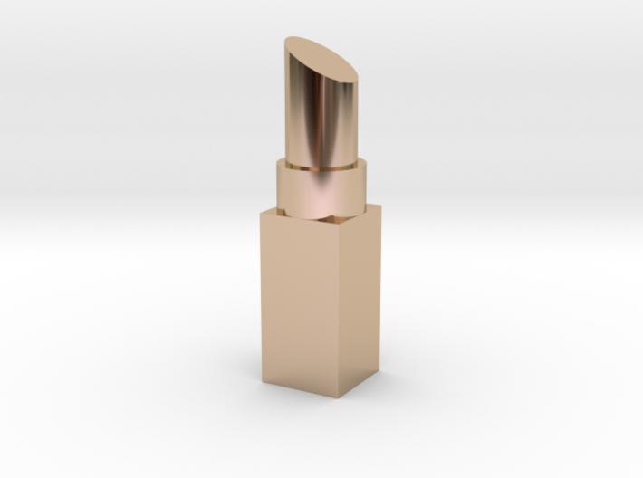 Lipstick 3d printed