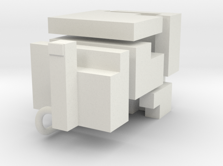 """5 elements for knot cube puzzle """"Medium"""" 3d printed"""