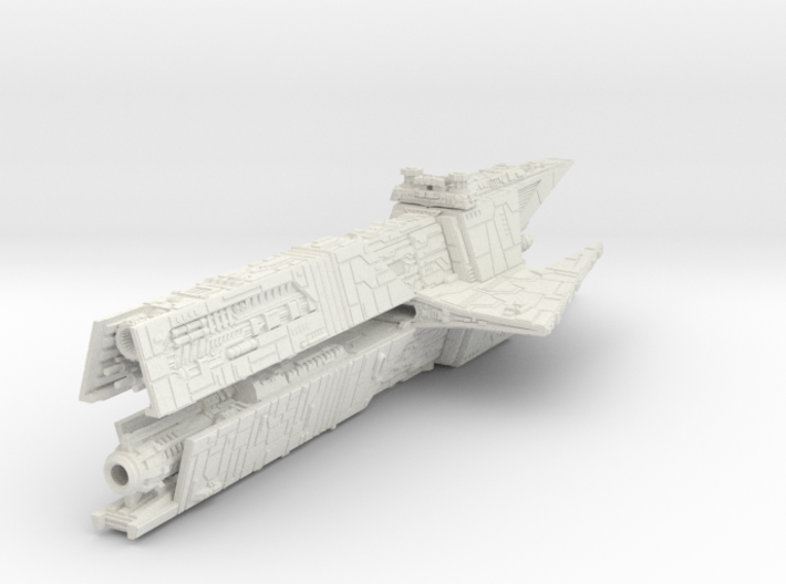 (Armada) Aggressor Star Destroyer 3d printed