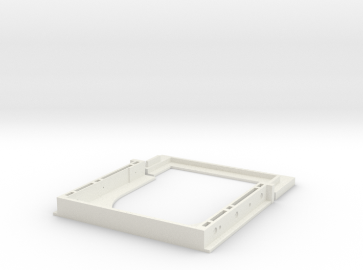 Nintendo Switch TATE Mode Grip (Portrait, Lotation 3d printed