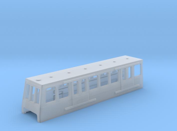N Gauge DLR 3d printed