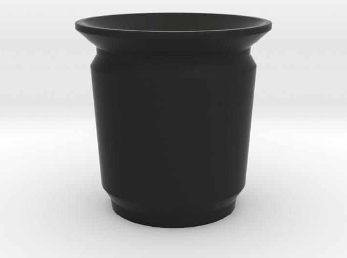 Modern Pencil Cup - Sm / Desk Accessories 3d printed