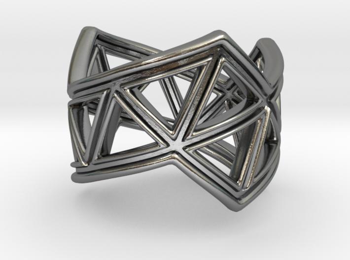 Phylloframe Ring 2 3d printed