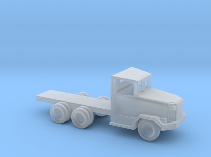 1/160 Scale M46 Truck Chassis 3d printed