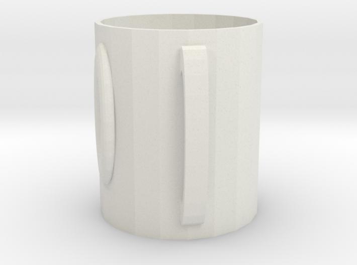 106102240杯子 3d printed