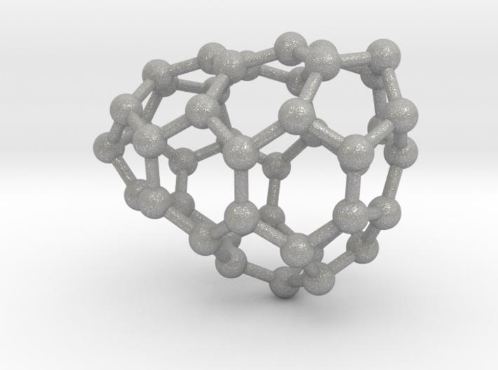 0637 Fullerene c44-9 c1 3d printed