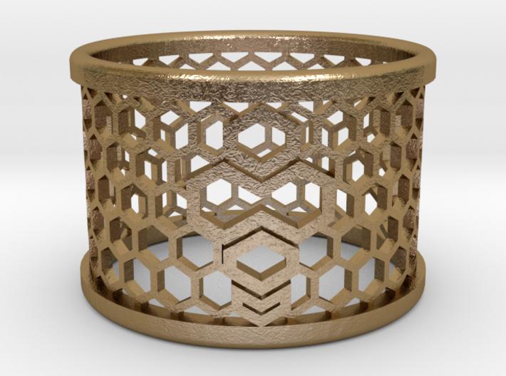 ring like bee 3d printed