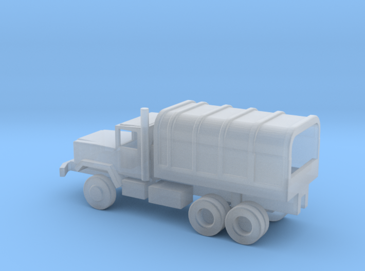 1/144 Scale M929 Cargo Truck Covered 3d printed