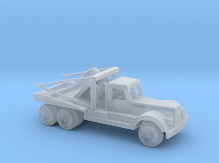 1/144 Scale Diamond T Wrecker 3d printed