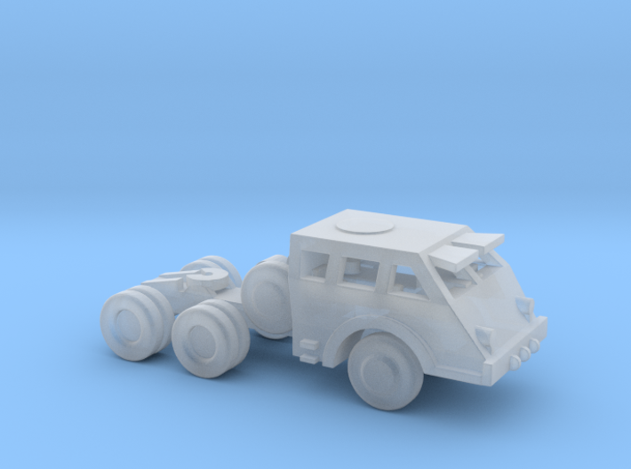 1/144 Scale M25 Dragon Wagon 3d printed