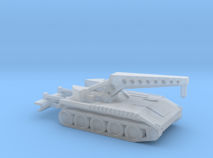 1/160 Scale T119 3d printed