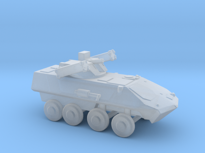 1/200 Scale LAV25 AD 3d printed