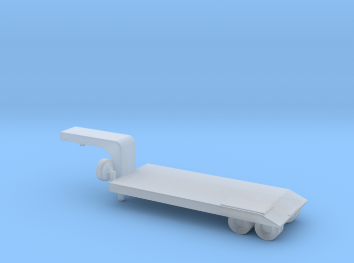 1/200 Scale M173 Semitrailer Low Bed 3d printed
