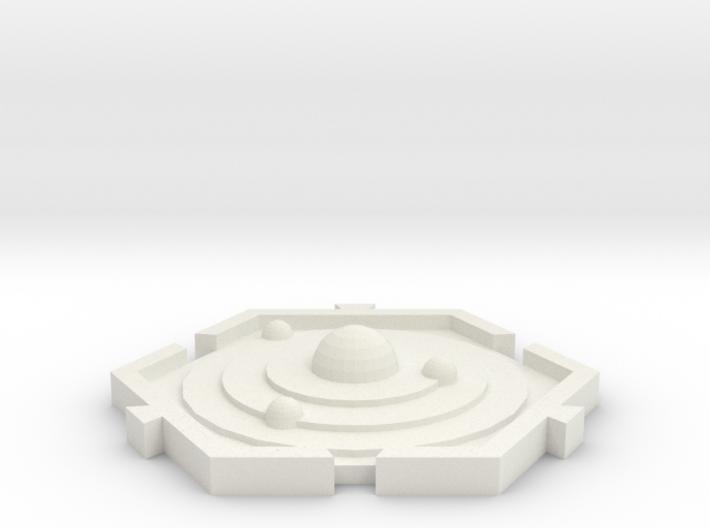 astro orbitado 3d printed