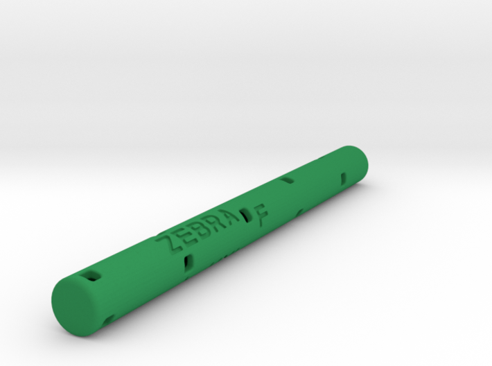 Adapter: Zebra F to Uni SXR-80 3d printed
