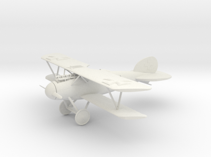 Albatross D.V 3d printed